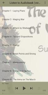 The Art of War by Sun Tzu (ebook & Audiobook) 9.994 Mod APK (Unlimited) 3