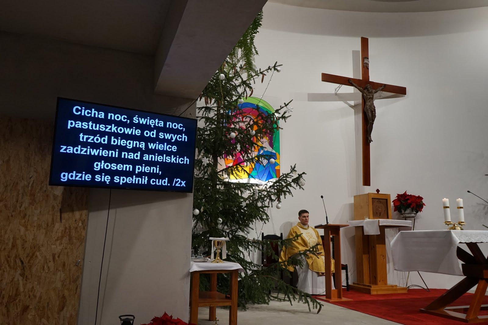 Boże Narodzenie w Sanktuarium Świętości Życia