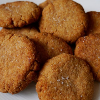Healthy Gingernuts.