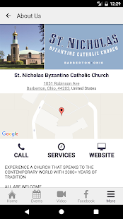 St. Nicholas Church- screenshot thumbnail