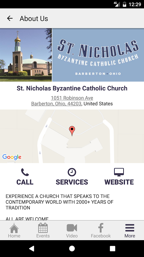 St. Nicholas Church- screenshot