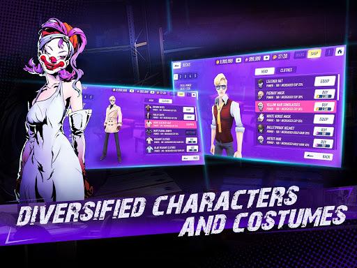 Code Triche Revenge : Chase & Shoot APK MOD screenshots 5