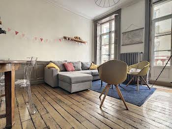 Appartement meublé 3 pièces 78,58 m2