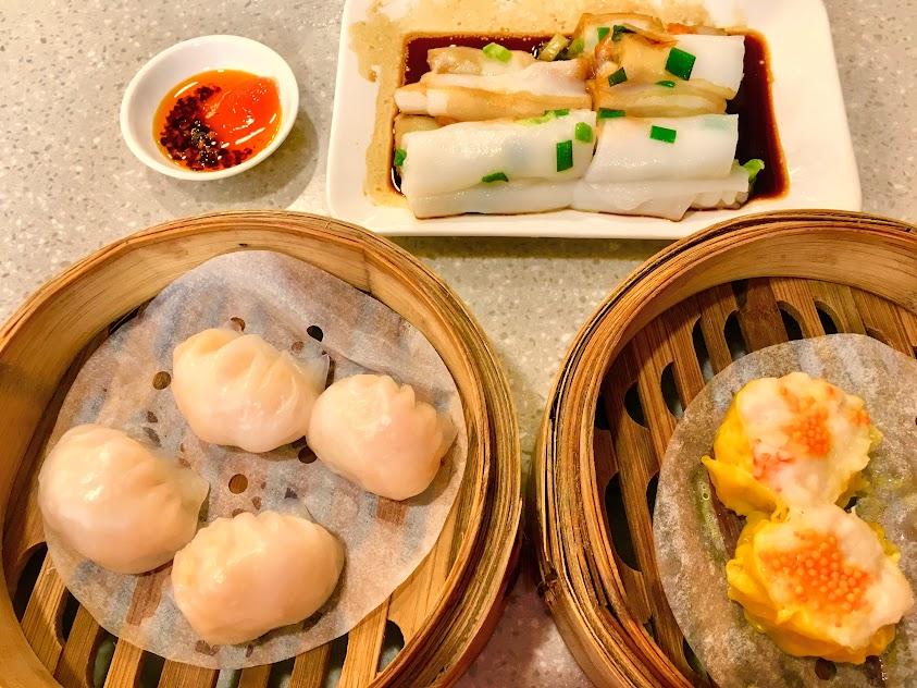 香港おすすめ飲茶:プリンス『一點心(One Dim Sum)』ミシュランなのにコスパ抜群!   バンコクで修業中。