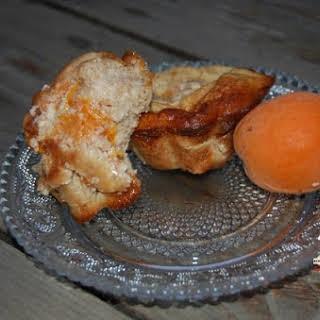 Light Apricot Muffins.