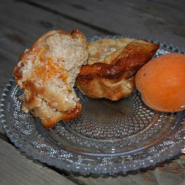 Light Apricot Muffins