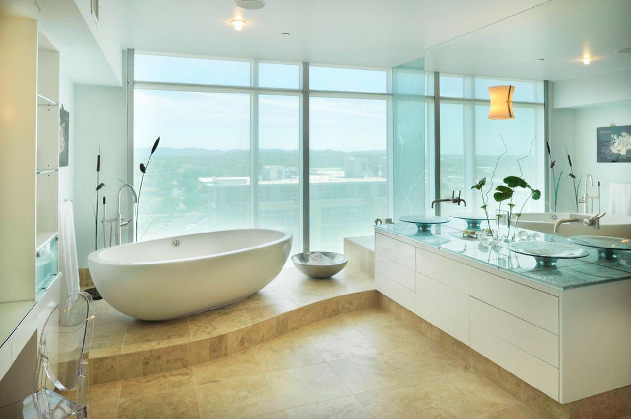 Contemporary Bathroom   Nashville
