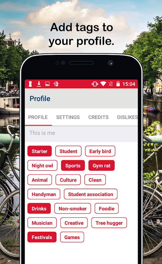 RoomEasy - Find perfect Roommates & Apartments- screenshot