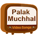 Palak Muchhal Video Songs icon