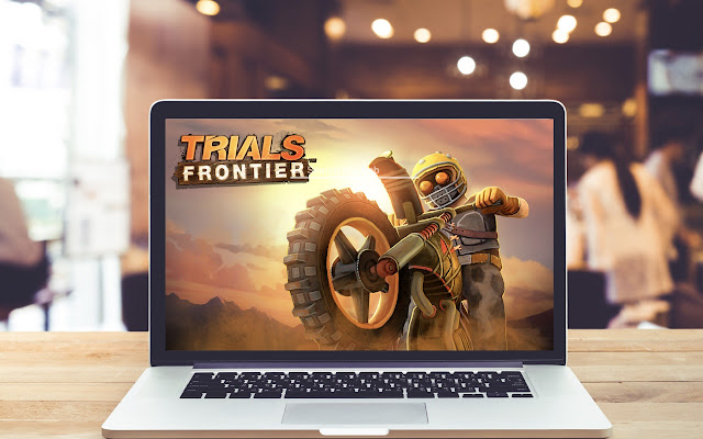 Trials Frontier HD Wallpapers Game Theme