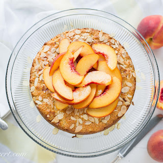 Peach & Almond Shortcake
