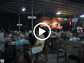 Video: The local secret all-you-can-eat BBQ with live entertainment!