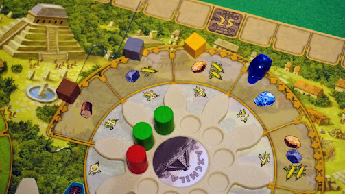 ツォルキン:マヤ神聖歴:ワーカー駒を回収する