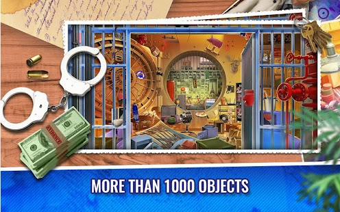 Hidden Objects Crime Scene Clean Up Game- screenshot thumbnail