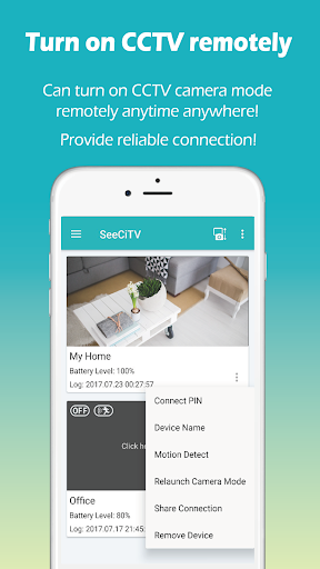 Make old smartphone as Free Home Security Camera 5.7 screenshots 5