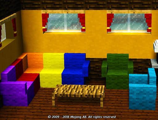 Furniture for MCPE