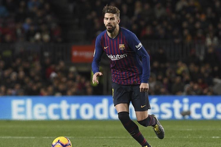 Gérard Piqué (FC Barcelone) est sur le point de s'offrir un nouveau club