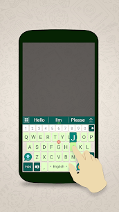 ai.keyboard theme for WhatsApp  Download For Android 2