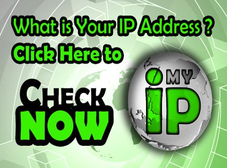 My IP