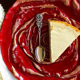 Perfect Cheesecake, No Sugar Added.