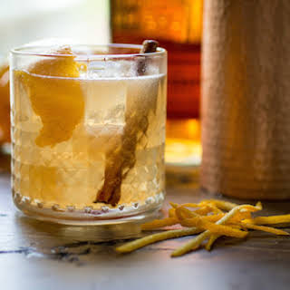 Marmalade Bourbon Old Fashioned.