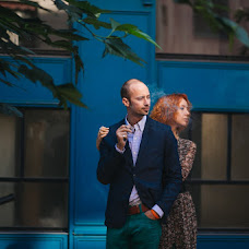 Bryllupsfotograf Anna Evgrafova (FishFoto). Bilde av 20.10.2013