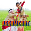 Assam chat | online chat | voice call | video call icon