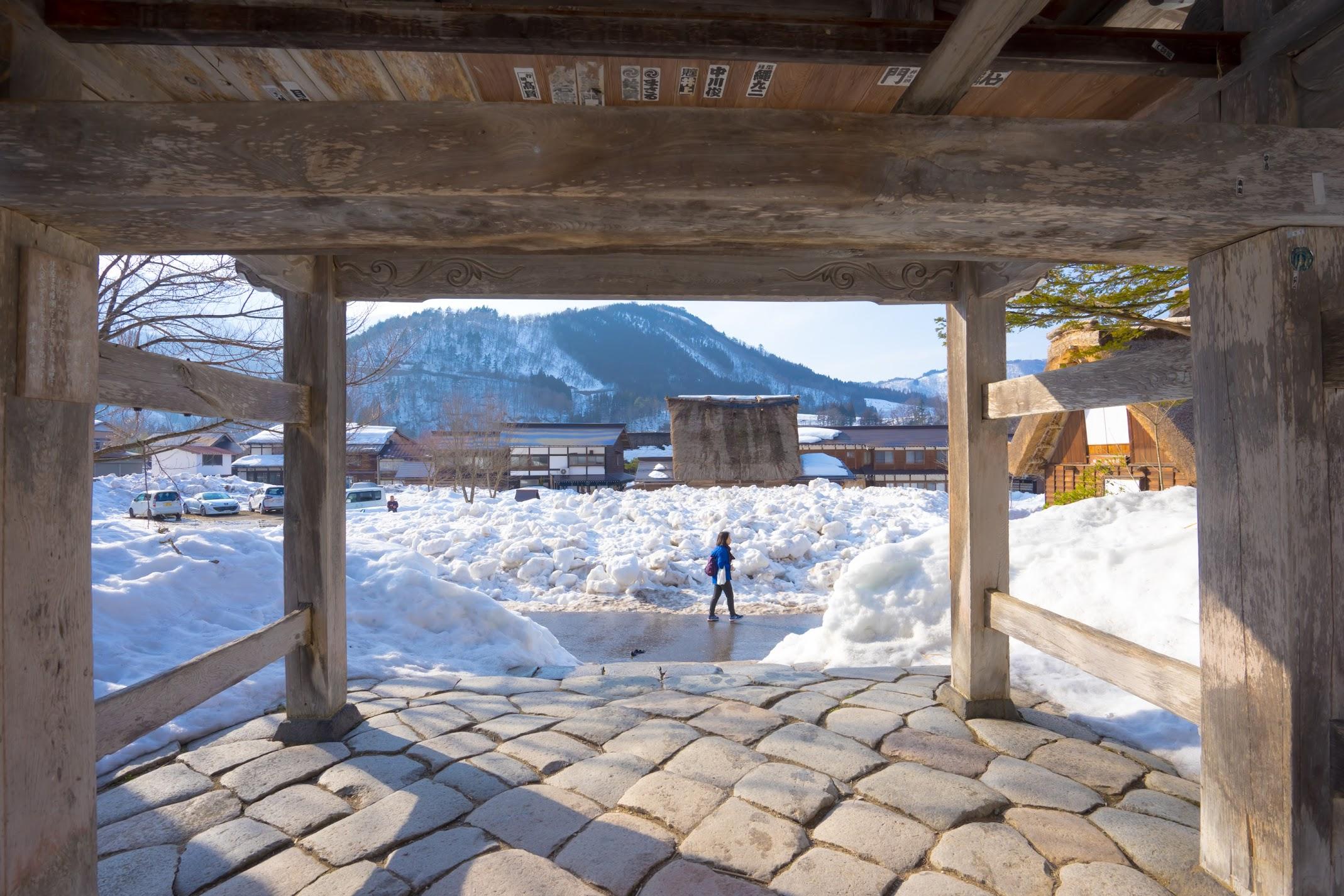 白川郷 明善寺3