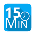 15 Minute Workout Free icon