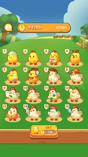 Merge Happy Chicken android2mod screenshots 5