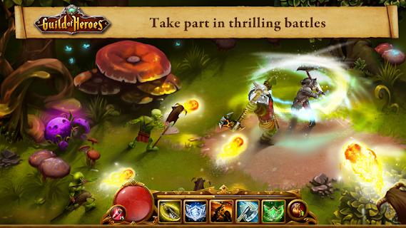 Guild of Heroes - fantasy RPG screenshot 07