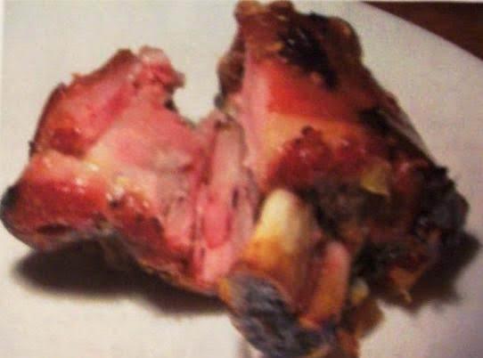 Roasted Pork Knuckle (or Hock) A German Recipe