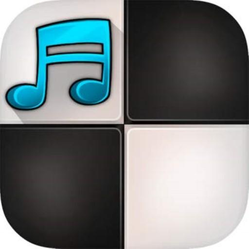 Icon for 7 rings by Ariana Grande Piano Tiles