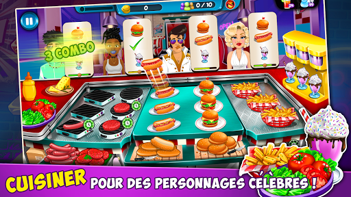 Tasty Chef: Jeux de Cuisine et Restaurant  captures d'écran 6