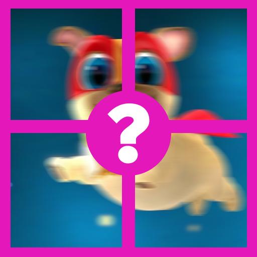 Puppy Dog Pals Quiz (game)