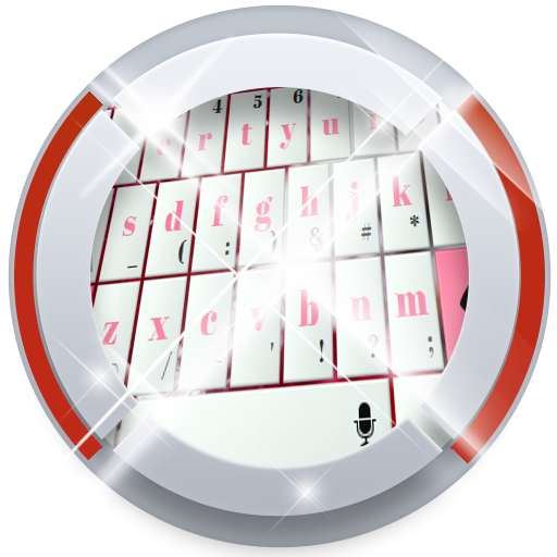 Pink Winter TouchPal Theme 個人化 App LOGO-硬是要APP