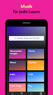 Spotify – Musik und Podcasts Screenshot