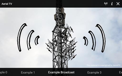Aerial TV - DVB-T receiver 1.42 screenshots 3