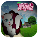GUIDE NEW Talking Angela icon