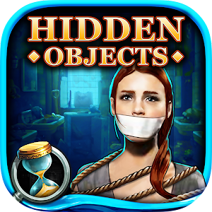 Criminal Mystery - Kidnapping App icon
