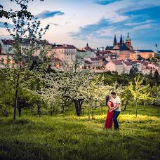 Wedding photographer Petr Hrubes (harymarwell). Photo of 30.04.2018