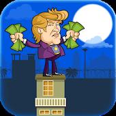 Donald Jump - Borderline Trump