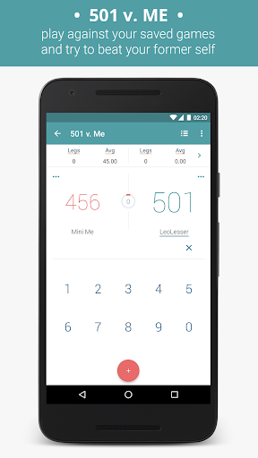 DartPro - Darts Scorer app for Android screenshot
