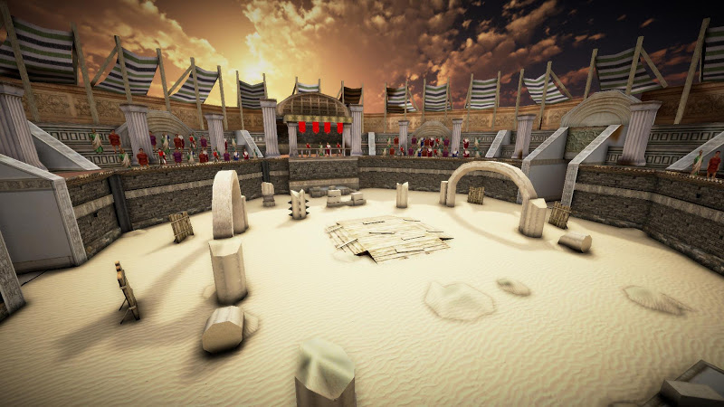 Gladiator Glory Screenshot 1