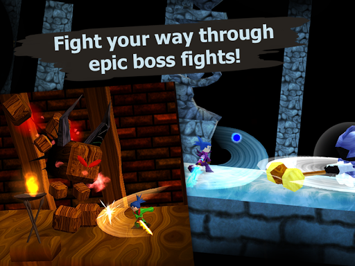 Swordigo  screenshots 10