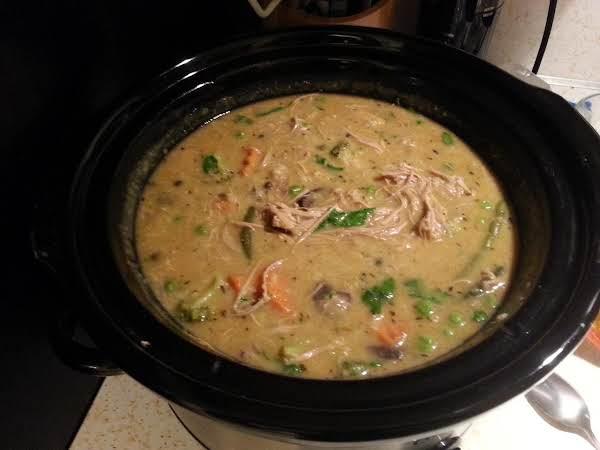 Kitchen Sinkthai Turkey Soup Recipe | Just A Pinch Recipes