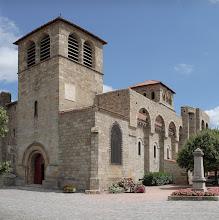 Photo: J24 : Champdieu, église