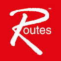 Routes Events App icon