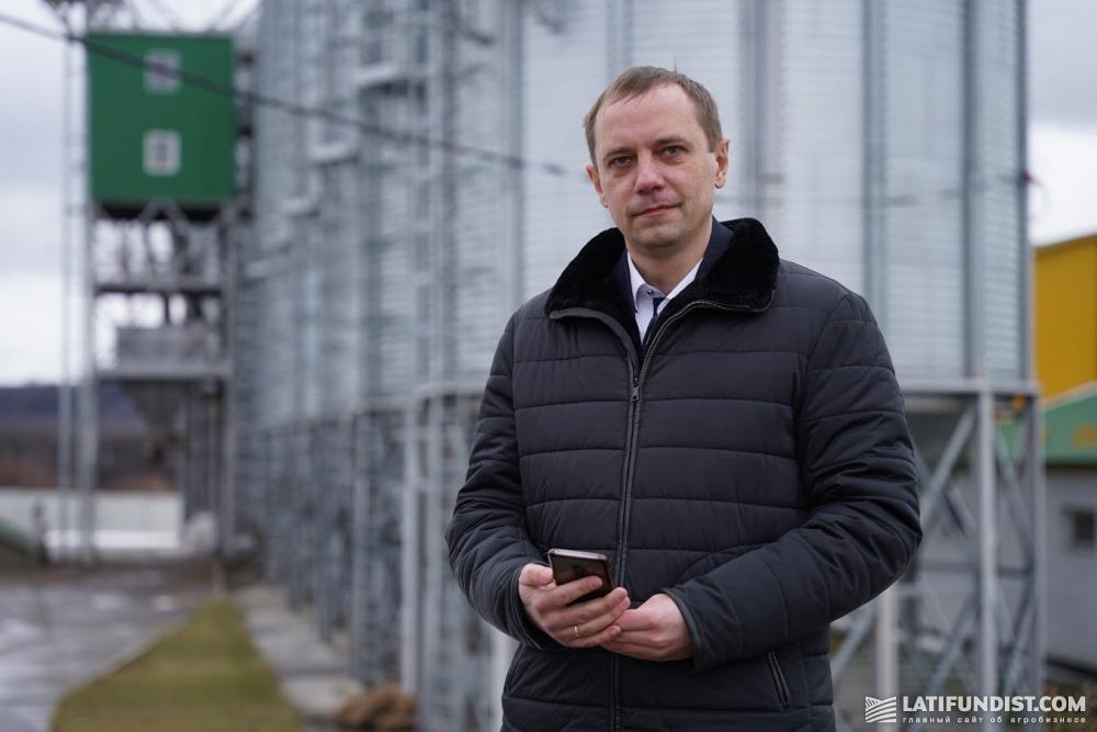 Николай Сучек, руководитель отдела R&D VITAGRO PARTNER