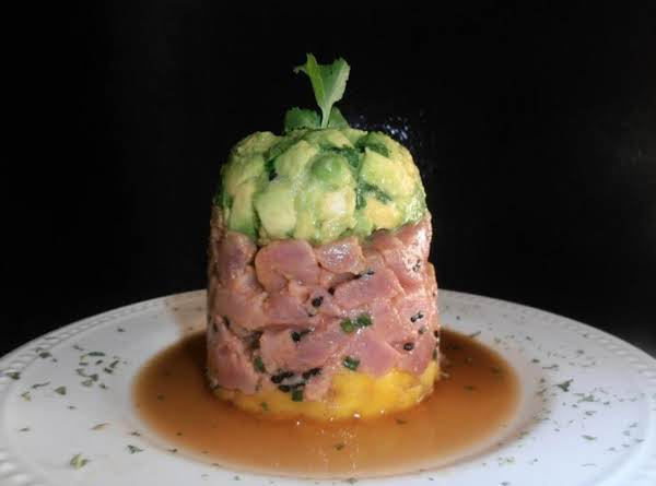 Spicy Asian Tuna Tartare Recipe